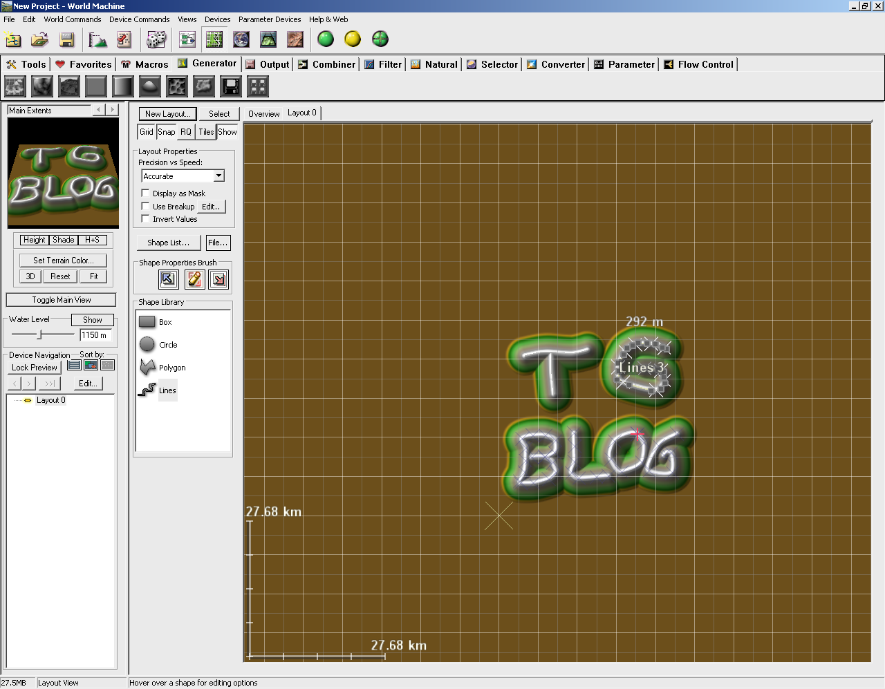 TGBlog » World Machine 2 released «